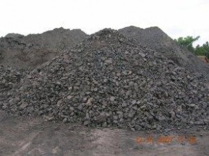 Our coal in Kalimantan